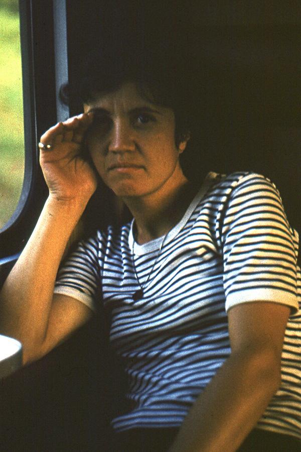 Mihai Rotaru's mother