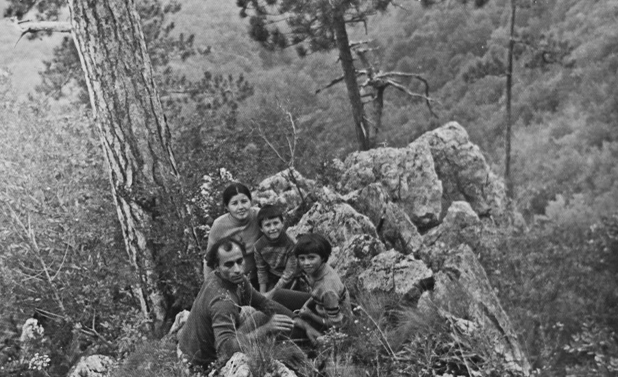 Stelian Pavalache's family