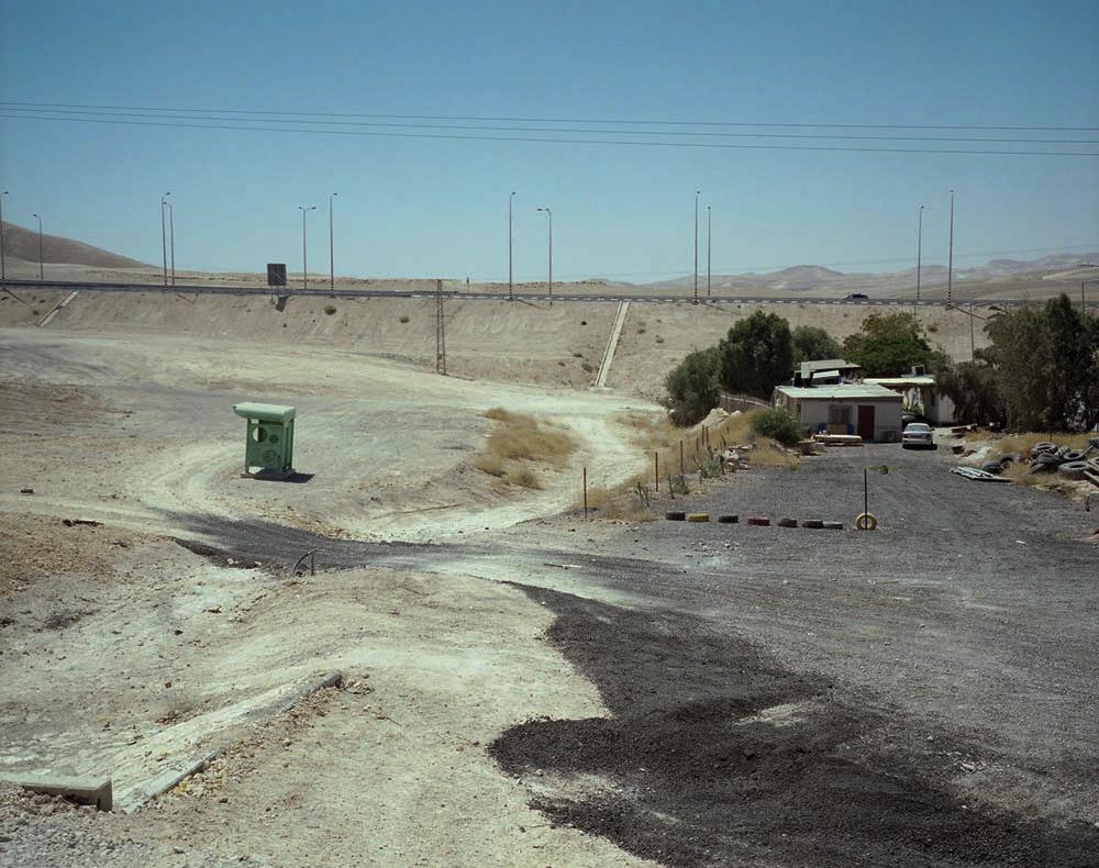 Aviad Tal -  Drainage divide  (1)