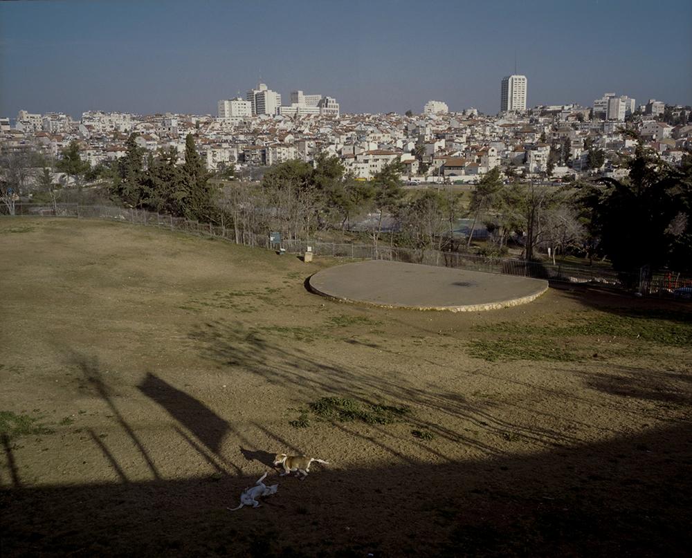 Aviad Tal -  Drainage divide  (18)