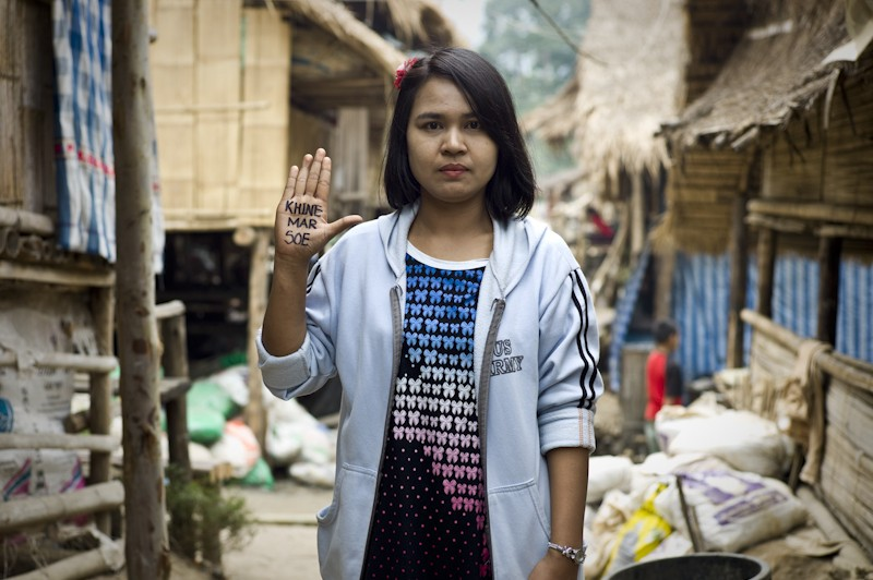 Burma's former political prisoners demand the release of all current political prisoners in Burma