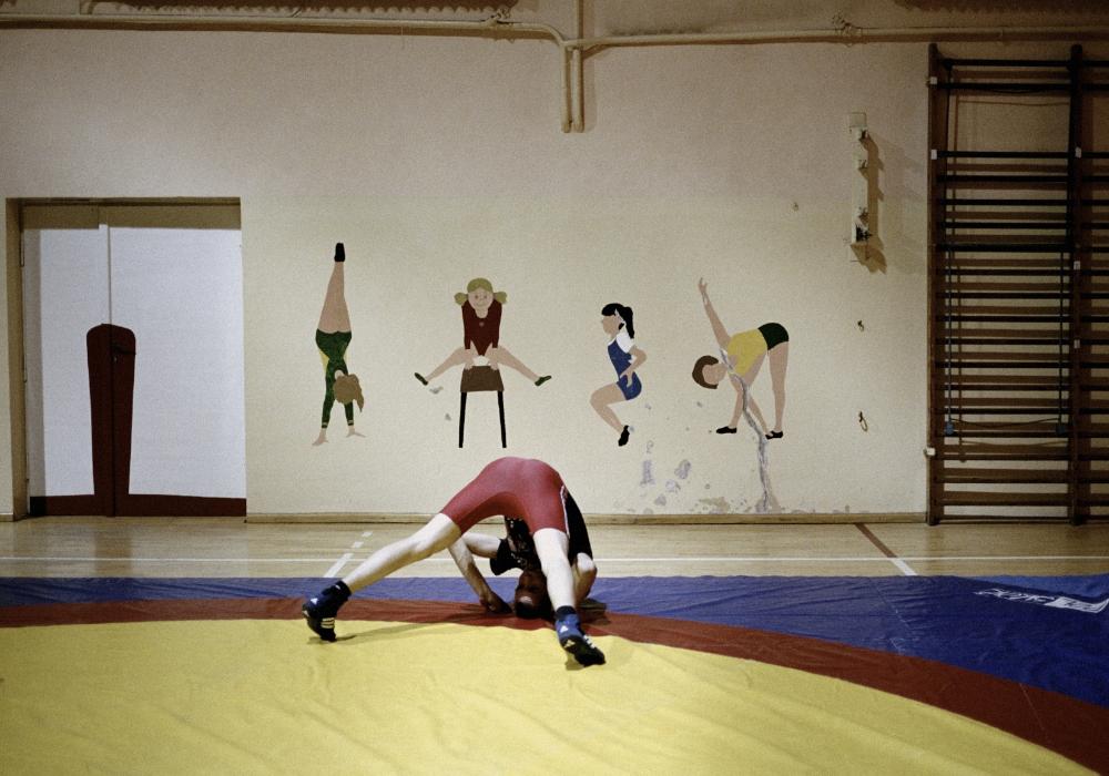 Fota Jacek Wrestling Kids 09