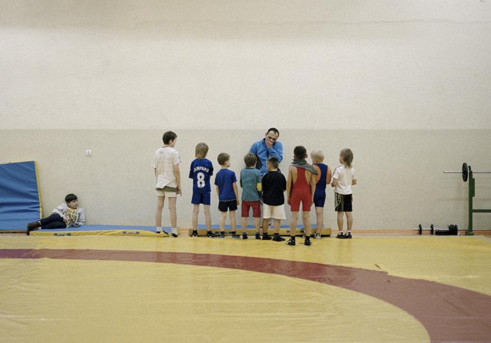 Fota Jacek Wrestling Kids 16
