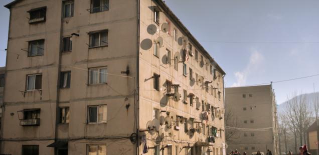 Sebastian Văcăriuc - Government housing