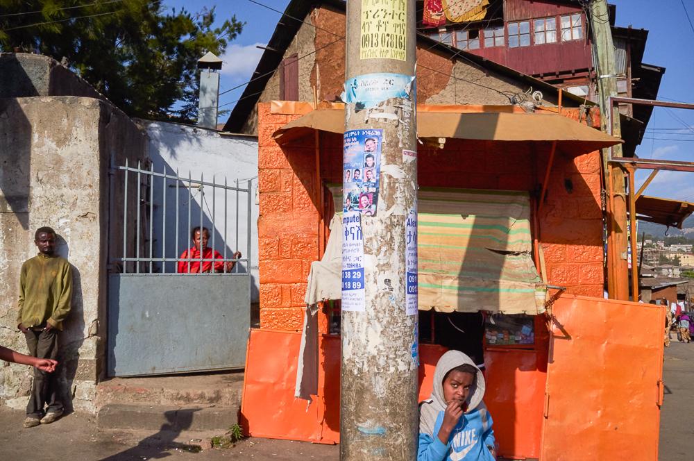 Life in Addis Abeba
