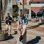 Sean Bradley - Super Bowl Parking Lot