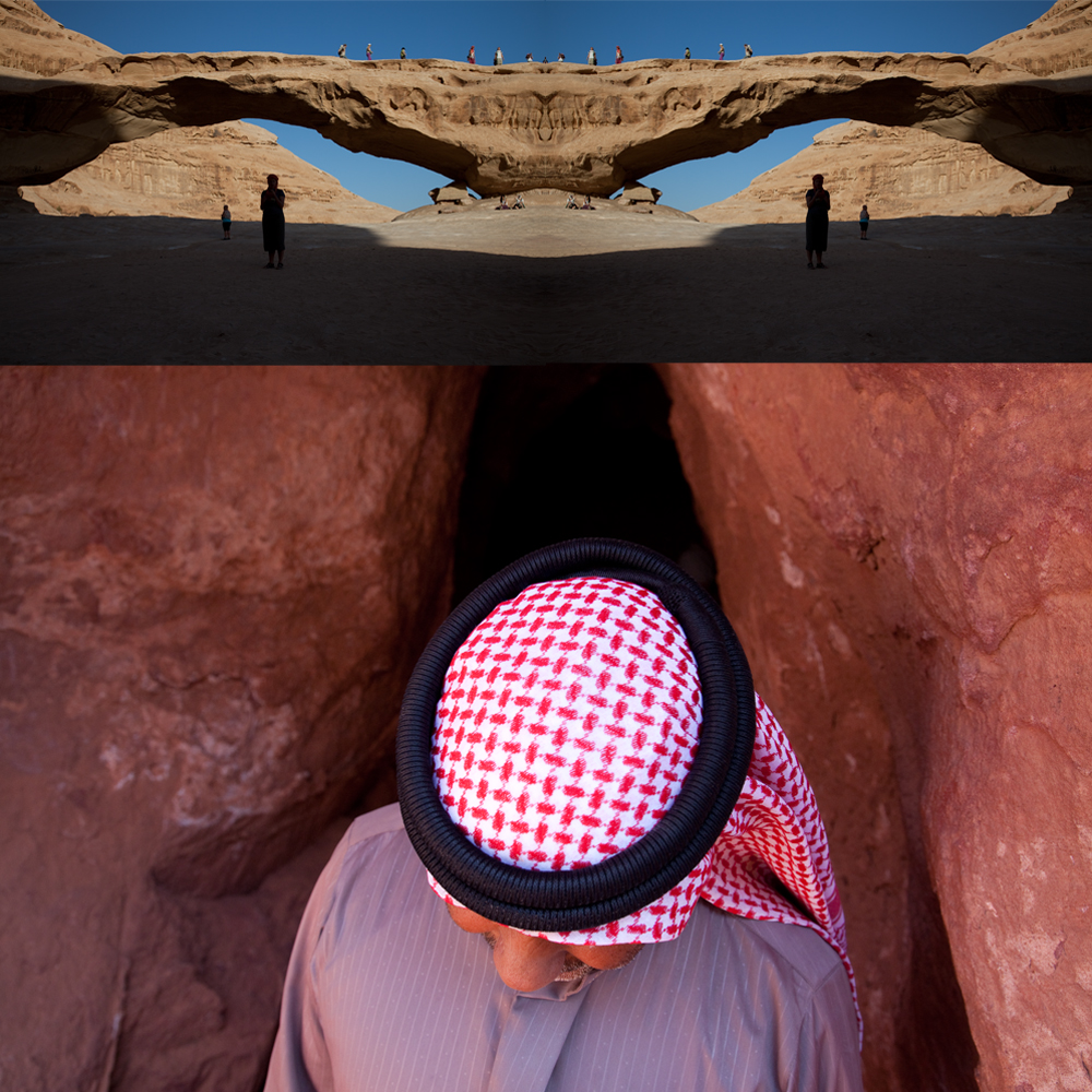 even if you hide wadi rum angela sairaf