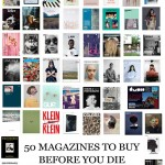 50 magazines to buy before you die