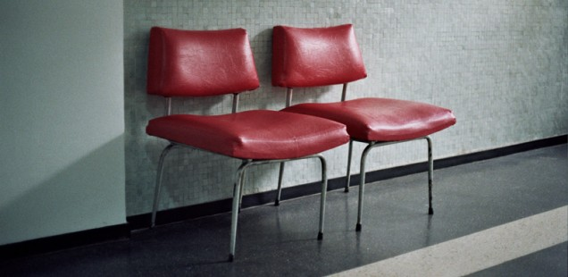 Alexandra Badea - Waiting Room / Meditation Space