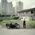 Aurelien Chauvaud – Shanghai Sidecar Riders