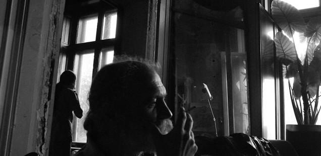 Dragos-Radu Dumitrescu - Two Painters
