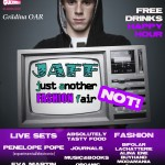 JAFF – Just Another Fashion Fair… Not! – rain free edition