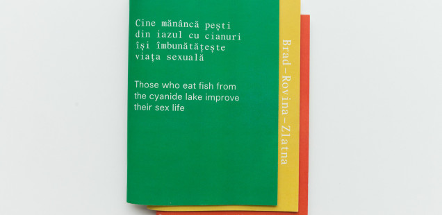Photobook Preorder: Tomas Bachot - Those who eat fish from the cyanide lake improve their sex life