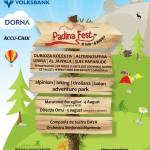 Padina Fest 2013 – A patra editie de sport, muzica buna, ecologie si aventura!