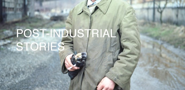 The Post-Industrial Stories will become a printed photography book