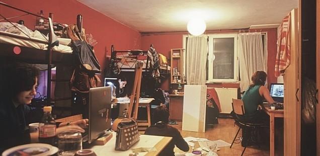 Mihai Rotaru - C1 Tei : The Dorm Rooms