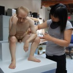 Jamie Salmon and Jackie K. Seo - Avatar Sculptures
