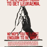 Unite to fight leukaemia