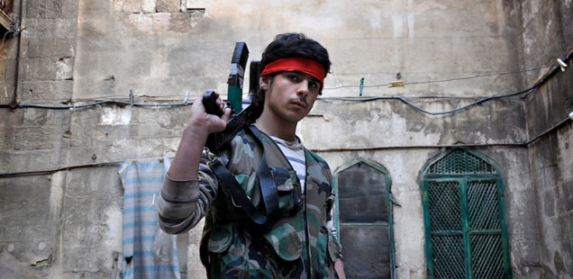 Cengiz Yar Jr. - The Young Men of the Free Syrian Army