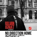 EXHIBITION: Iulian Ignat - No Direction Home