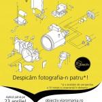Obiectiv – Despicăm fotografia-n patru!